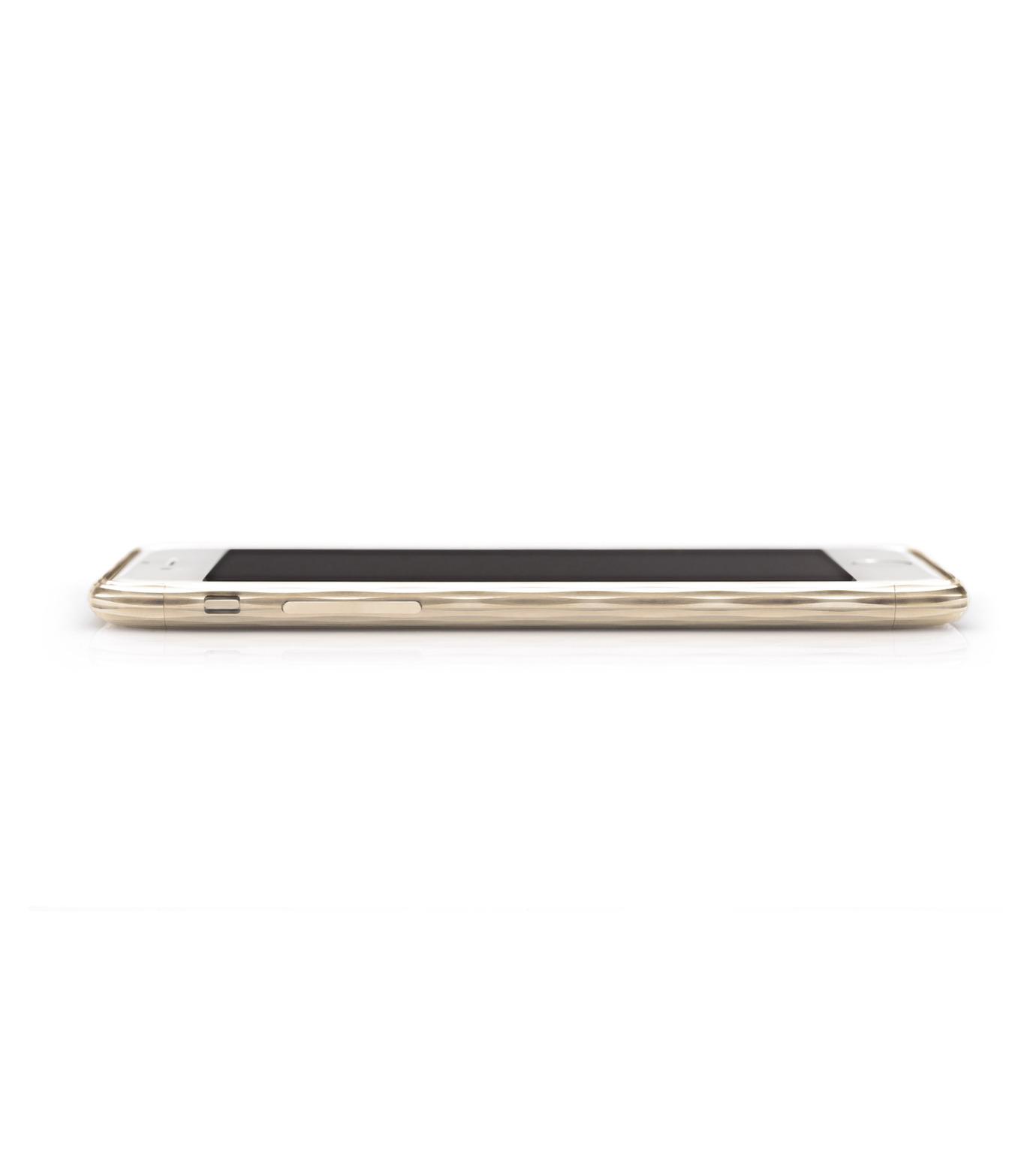 SQUAIR(スクエア)のThe Dimple for iPhone6s plus-GOLD(ケースiphone6plus/6splus/case iphone6plus/6splus)-SQDMP630-GLD-2 拡大詳細画像2