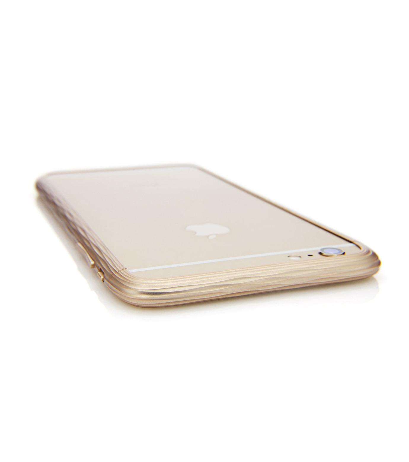 SQUAIR(スクエア)のThe Dimple for iPhone6s plus-GOLD(ケースiphone6plus/6splus/case iphone6plus/6splus)-SQDMP630-GLD-2 拡大詳細画像3