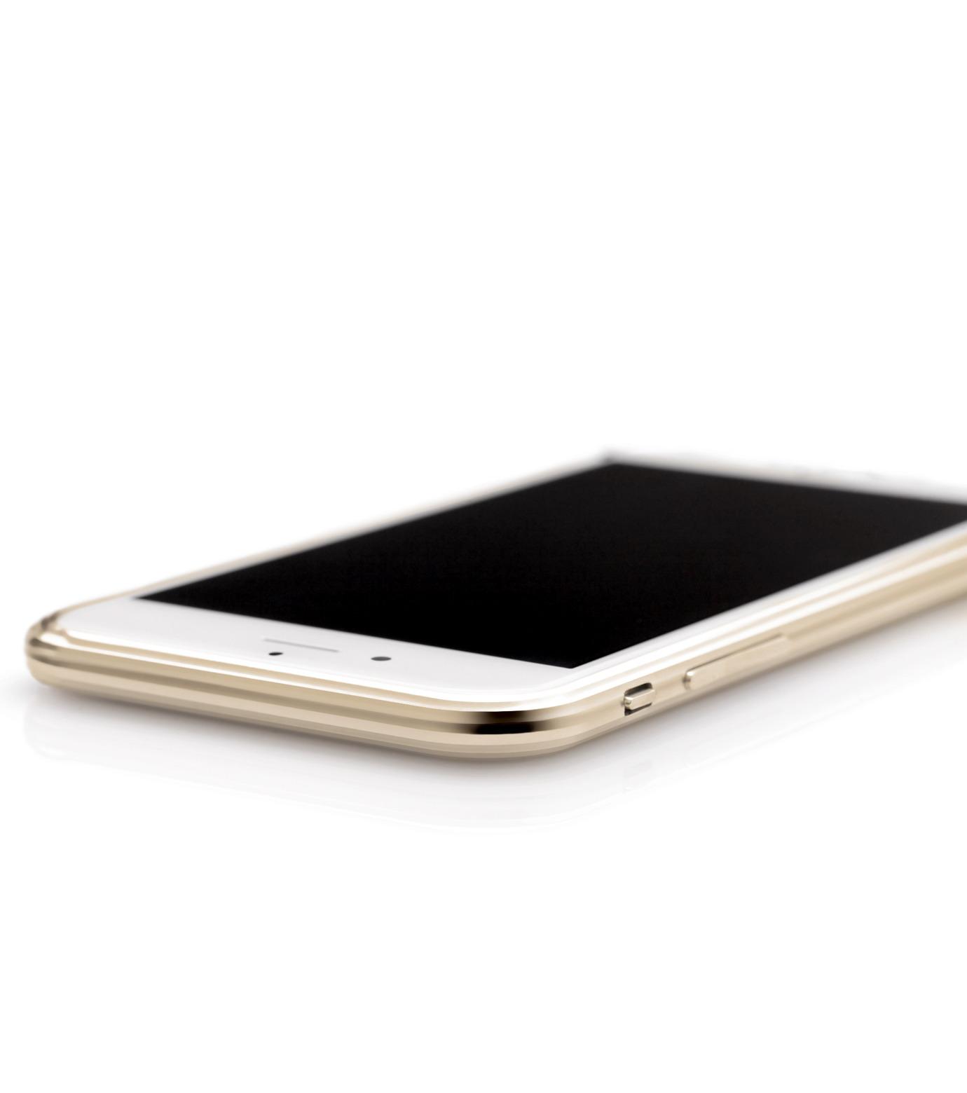 SQUAIR(スクエア)のThe Dimple for iPhone6s plus-GOLD(ケースiphone6plus/6splus/case iphone6plus/6splus)-SQDMP630-GLD-2 拡大詳細画像4