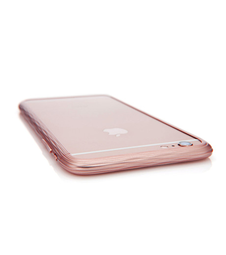SQUAIR(スクエア)のThe Dimple for iPhone6s plus-GOLD(ケースiphone6plus/6splus/case iphone6plus/6splus)-SQDMP630-RGD-2 詳細画像2
