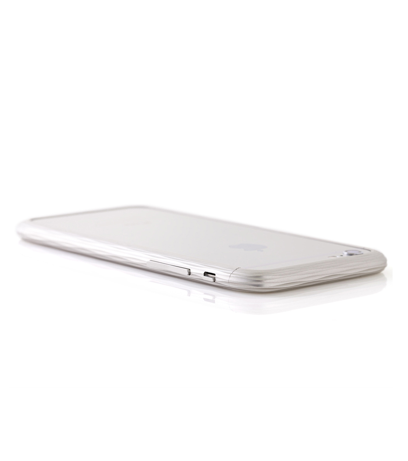 SQUAIR(スクエア)のThe Dimple for iPhone6s plus-SILVER(ケースiphone6plus/6splus/case iphone6plus/6splus)-SQDMP630-SLV-1 拡大詳細画像3