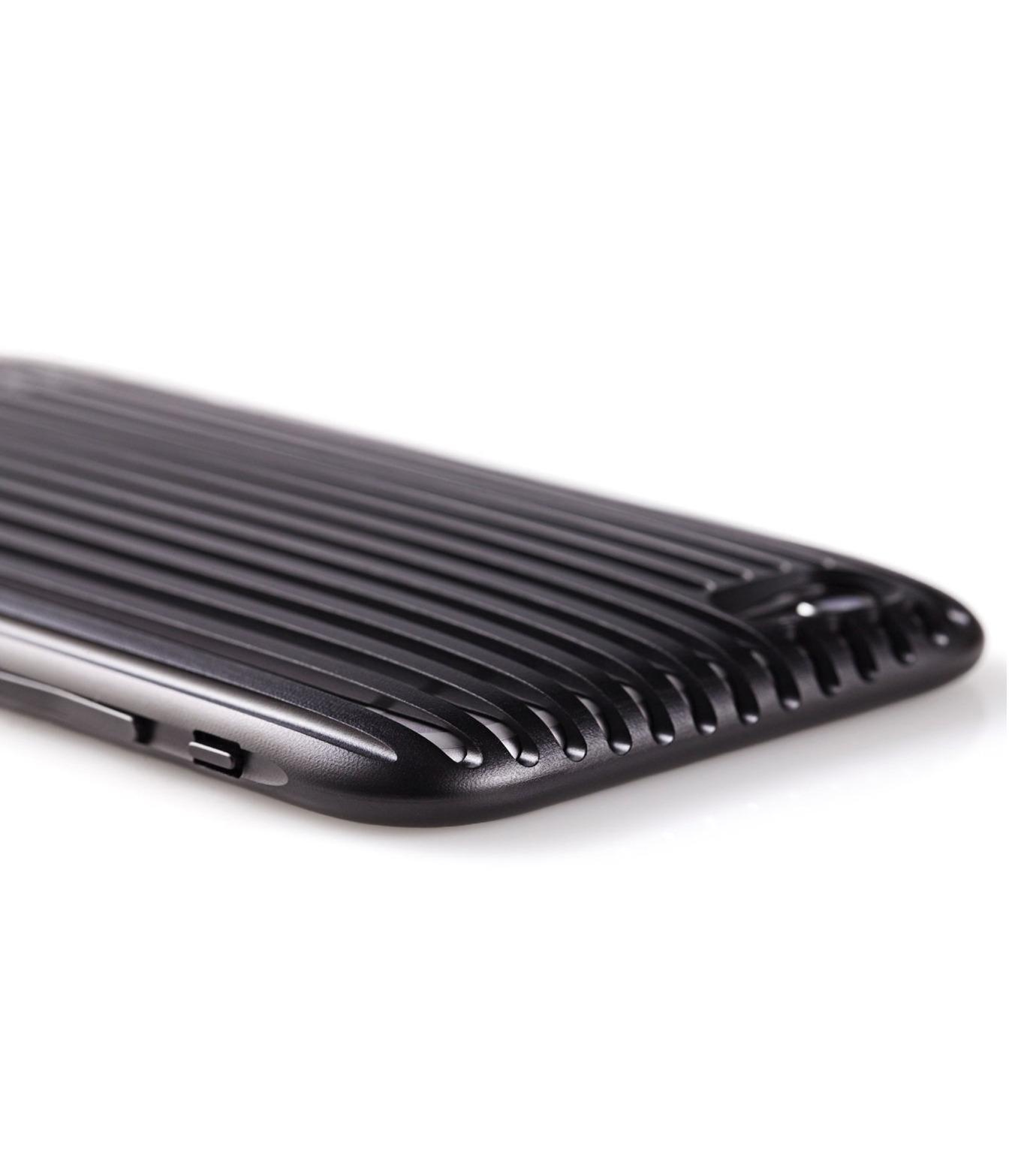 SQUAIR(スクエア)のThe Slit for iPhone6-BLACK(ケースiphone6/6s/case iphone6/6s)-SQSLT620-BLK-13 拡大詳細画像4