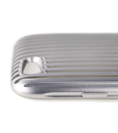 SQUAIR(スクエア)のThe Slit for iPhone6-SILVER(ケースiphone6/6s/case iphone6/6s)-SQSLT620-SLV-1 詳細画像4
