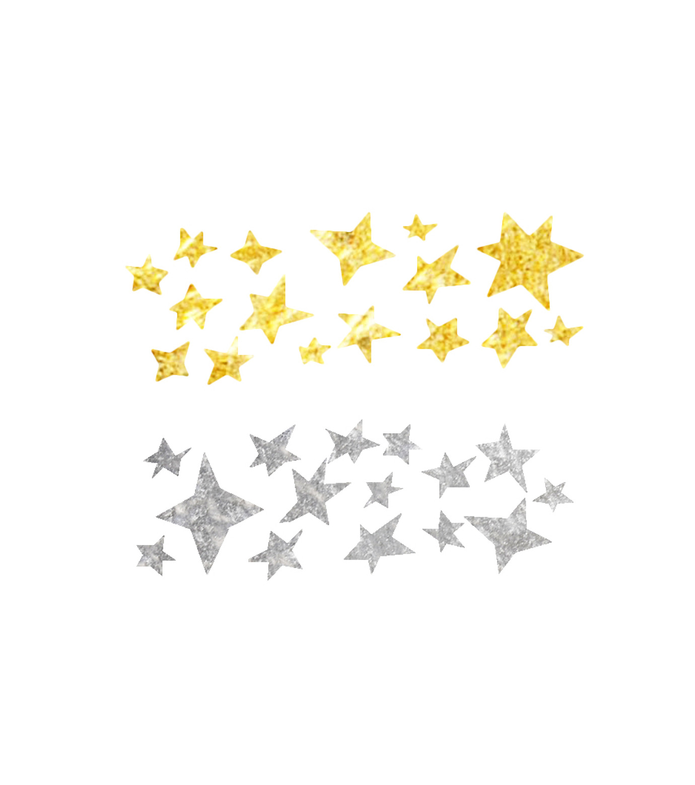 DCER(ディーシーイーアール)のMetallic Star Dust Tattoo-MULTI COLOUR(MAKE-UP/MAKE-UP)-SS15009-9 拡大詳細画像1