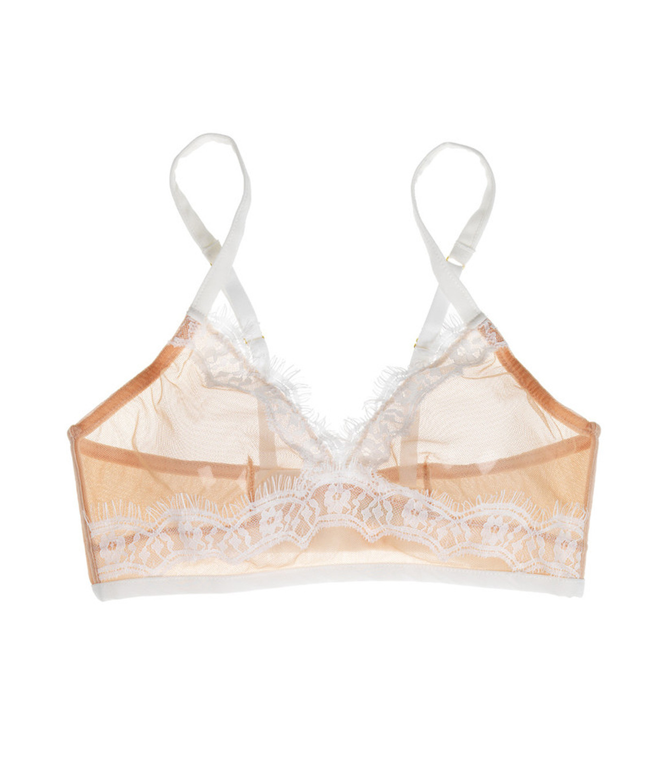 Mimi Holliday(ミミ・ホリデー)のDream Girl New Comfort Triangle Bra-LIGHT BEIGE(LINGERIE/LINGERIE)-SS16-202-51 拡大詳細画像1