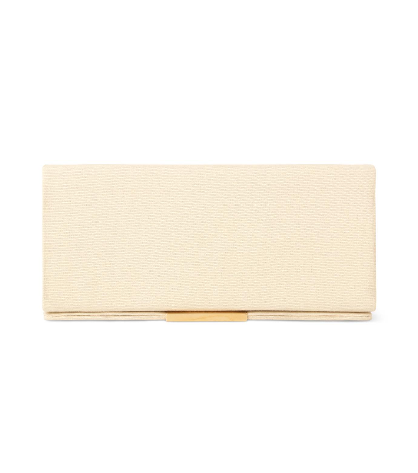 Olympia Le-Tan(オリンピア ルタン)のFunfair-WHITE(クラッチバッグ/clutch bag)-SS16BAU301-5 拡大詳細画像3