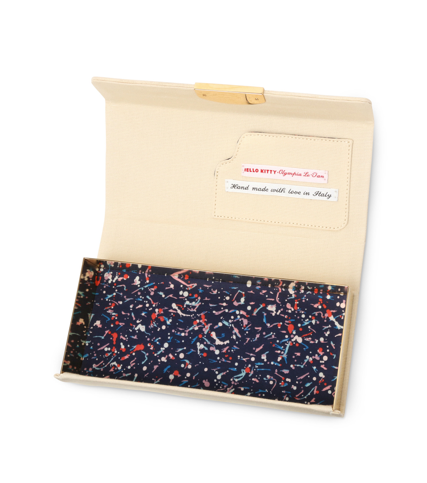 Olympia Le-Tan(オリンピア ルタン)のFunfair-WHITE(クラッチバッグ/clutch bag)-SS16BAU301-5 拡大詳細画像4