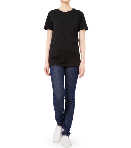 No One(ノーワン)のEmblem T-shirt-BLACK(カットソー/cut and sewn)-SS980B-13 詳細画像3