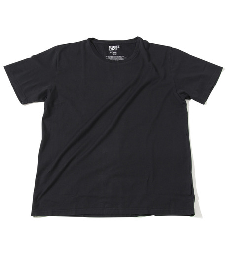 Heddie Lovu(エディー ルーヴ)のU NECK 【SLIM】-BLACK(カットソー/cut and sewn)-ST-S1-00-14A 詳細画像1