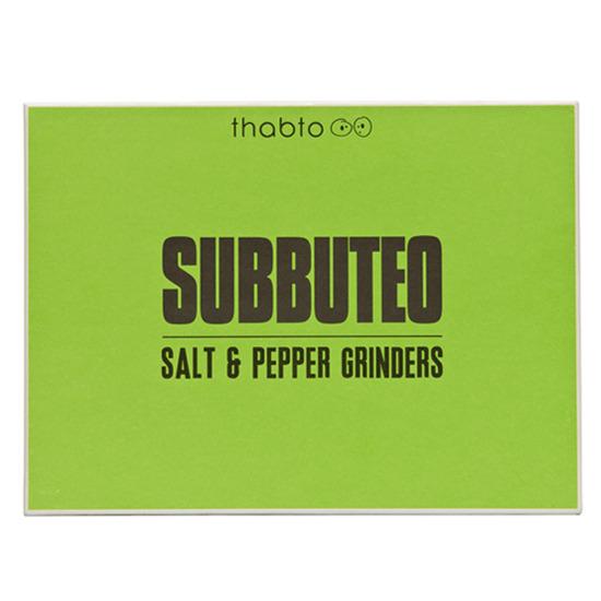 Thabto(タブト)のSalt S&P Grinder-BLACK(キッチン/kitchen)-SUBSP-13 詳細画像3