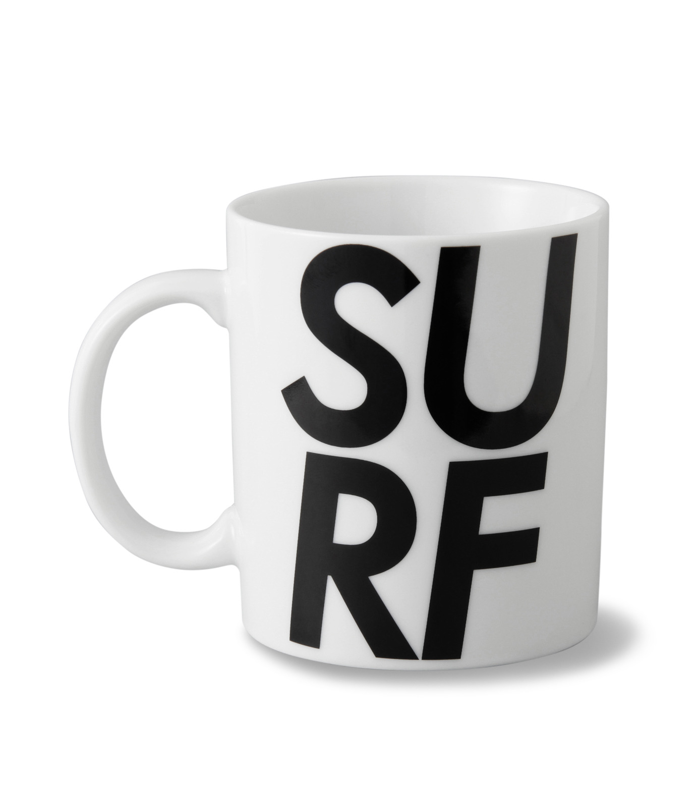 HEY YOU !(ヘイユウ)のSURF MUG CUP-WHITE(キッチン/kitchen)-SURF-MAG-4 拡大詳細画像1