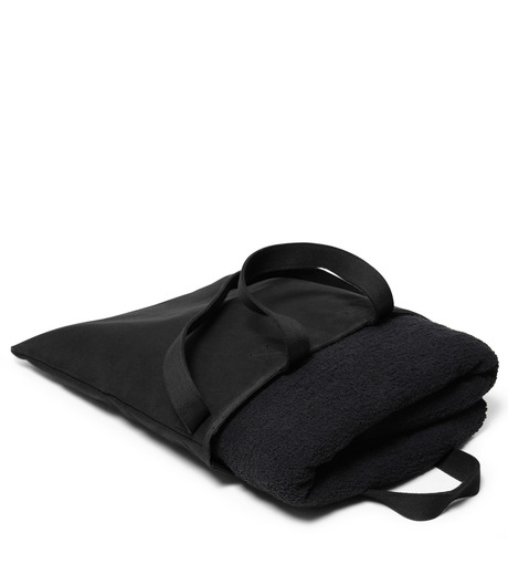 RESTIR SURF SIDE×Kashwére(リステアサーフサイド×カシウエア)のBLANKET with Bag-BLACK(インテリア/OTHER-GOODS/interior/OTHER-GOODS)-SURFSIDE-KA-13 詳細画像7