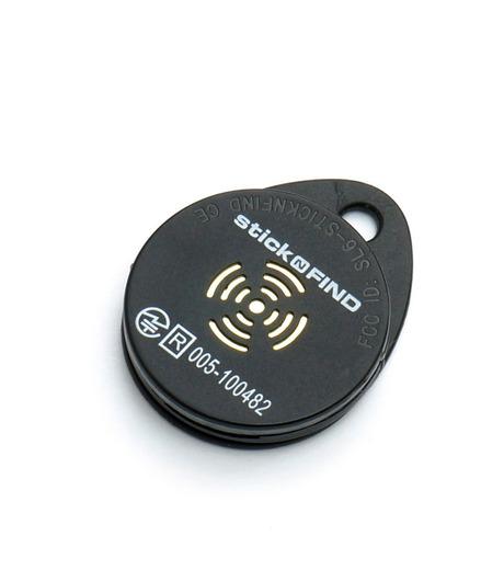 StickNFind(ステッカー・ファインド)のBluetooth Sticker-BLACK(ガジェット/gadgets)-Stick-N-Find-13 詳細画像2