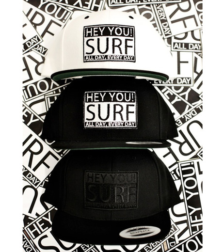 HEY YOU !(ヘイユウ)のHEY YOU! SURF CAP-MULTI COLOUR(キャップ/cap)-Surf-Cap 詳細画像5