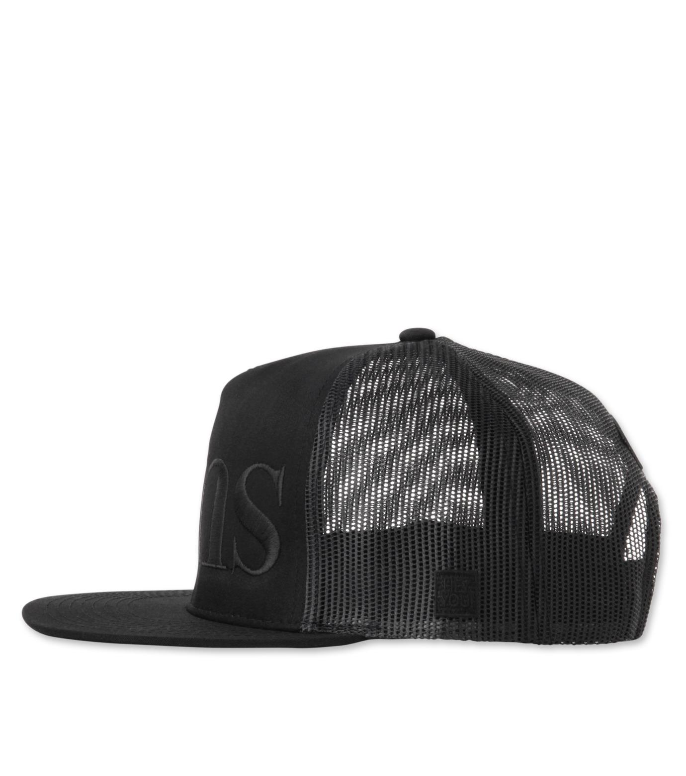 HEY YOU !(ヘイユウ)のSURF Mesh CAP-BLACK(キャップ/cap)-Surf-Cap2 拡大詳細画像2