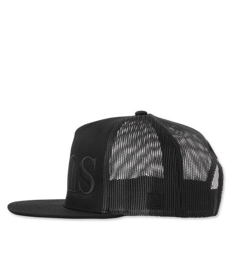 HEY YOU !(ヘイユウ)のSURF Mesh CAP-BLACK(キャップ/cap)-Surf-Cap2 詳細画像2