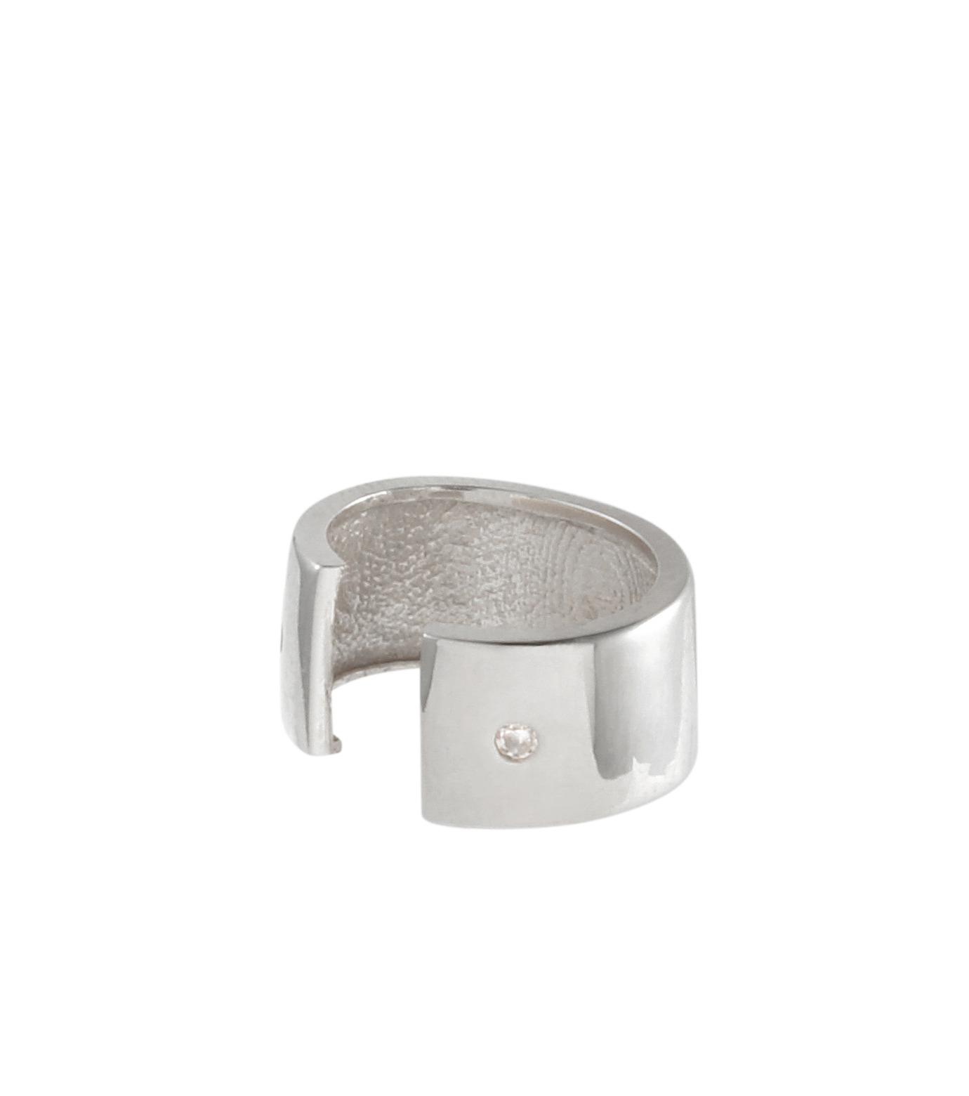 Campbell(キャンベル)のEar cuff-SILVER(アクセサリー/accessory)-T-CLASSIC-CU-1 拡大詳細画像1