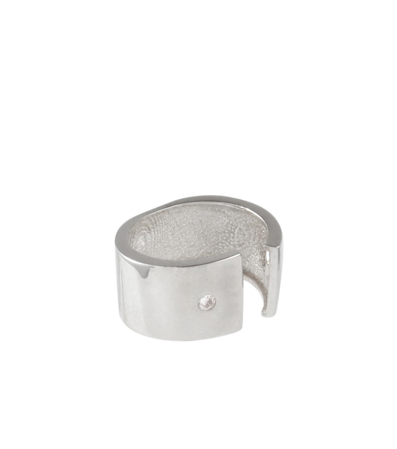 Campbell(キャンベル)のEar cuff-SILVER(アクセサリー/accessory)-T-CLASSIC-CU-1 拡大詳細画像2