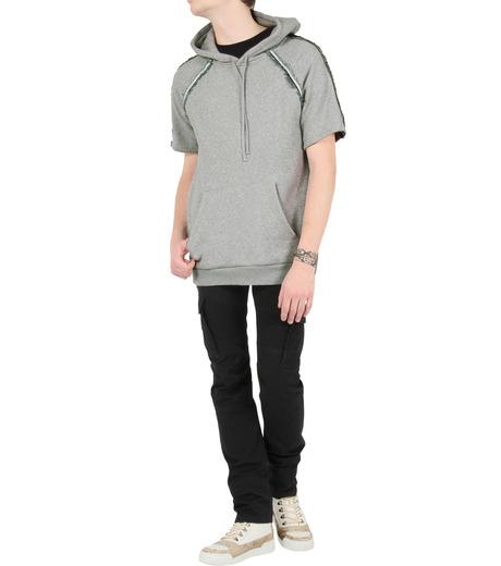Balmain(バルマン)のHi cut sneaker-WHITE-T306-C189-4 詳細画像5