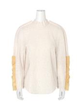 Toga Lace Jacqaurd Shirt