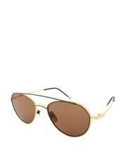 Thom Browne Eye Wear Gold Frame