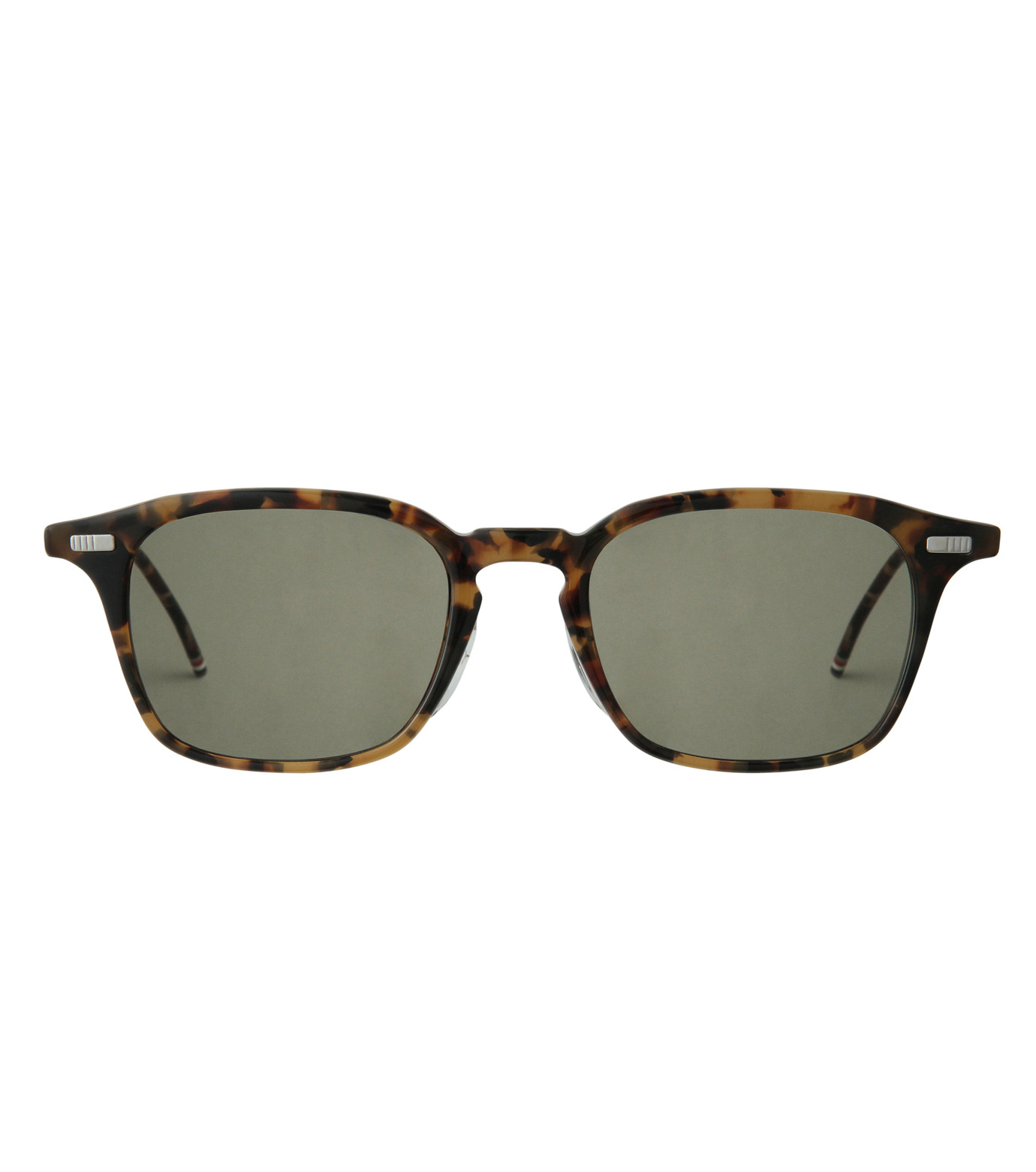 Thom Browne Eye Wear(トム・ブラウン・アイウェア)のWellington-BROWN(アイウェア/eyewear)-TB-406-B-T-42 拡大詳細画像3