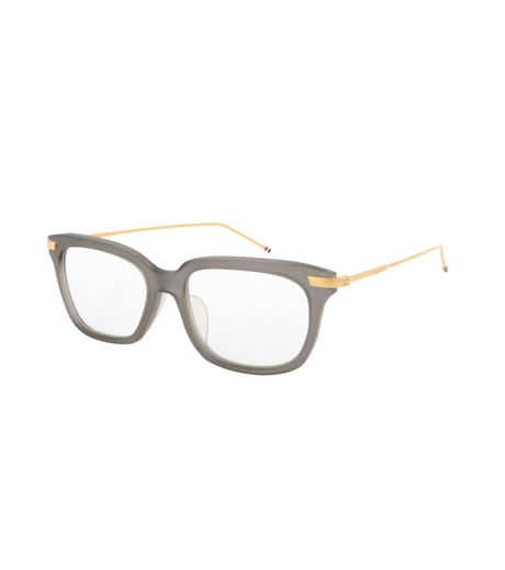 Thom Browne Eye Wear(トム・ブラウン・アイウェア)のWellington Clear Lens-GRAY(アイウェア/eyewear)-TB-701-G-11 詳細画像1