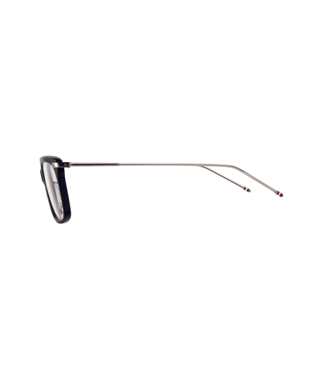 Thom Browne Eye Wear(トム・ブラウン・アイウェア)のWellington Clear Lens-NAVY(アイウェア/eyewear)-TB-701-H-93 拡大詳細画像2
