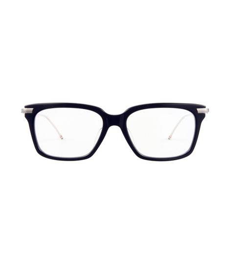 Thom Browne Eye Wear(トム・ブラウン・アイウェア)のWellington Clear Lens-NAVY(アイウェア/eyewear)-TB-701-H-93 詳細画像3