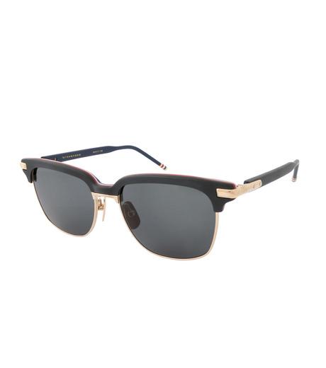Thom Browne Eye Wear(トム・ブラウン・アイウェア)のBlack Frame-BLACK(アイウェア/eyewear)-TB-713-A-13 詳細画像1