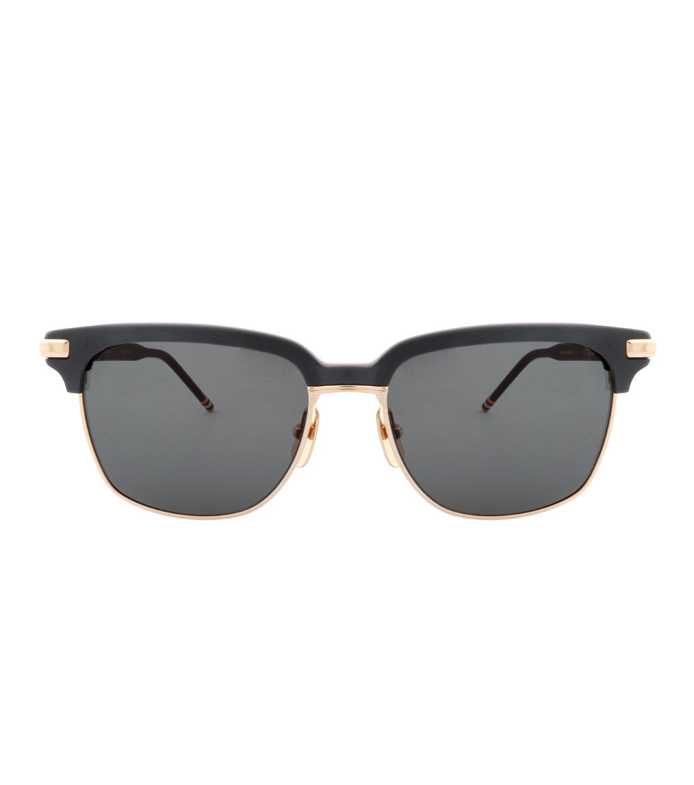 Thom Browne Eye Wear(トム・ブラウン・アイウェア)のBlack Frame-BLACK(アイウェア/eyewear)-TB-713-A-13 拡大詳細画像3