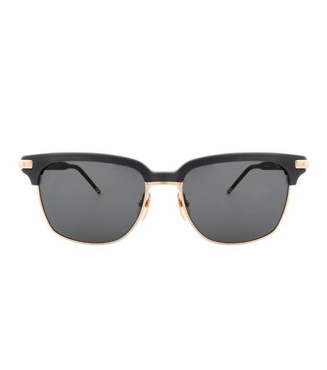 Thom Browne Eye Wear(トム・ブラウン・アイウェア)のBlack Frame-BLACK(アイウェア/eyewear)-TB-713-A-13 詳細画像3