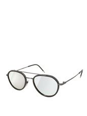 Thom Browne Eye Wear(トム・ブラウン・アイウェア) Mirror Lens Teardrop