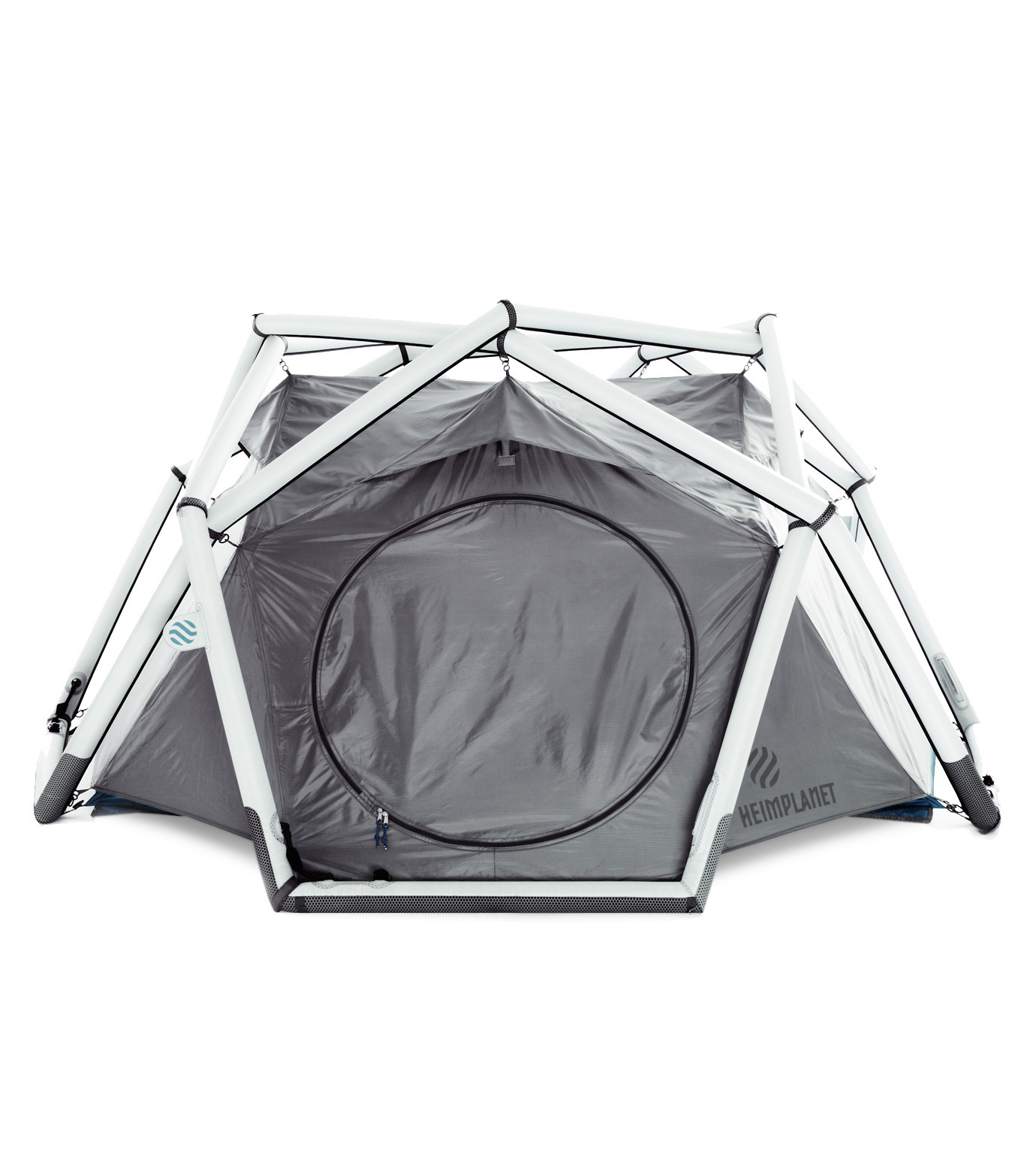 Heimplanet(へイムプラネット)のTHE CAVE-GRAY(OUTDOOR/OUTDOOR)-THE-CAVE-SET-11 拡大詳細画像1