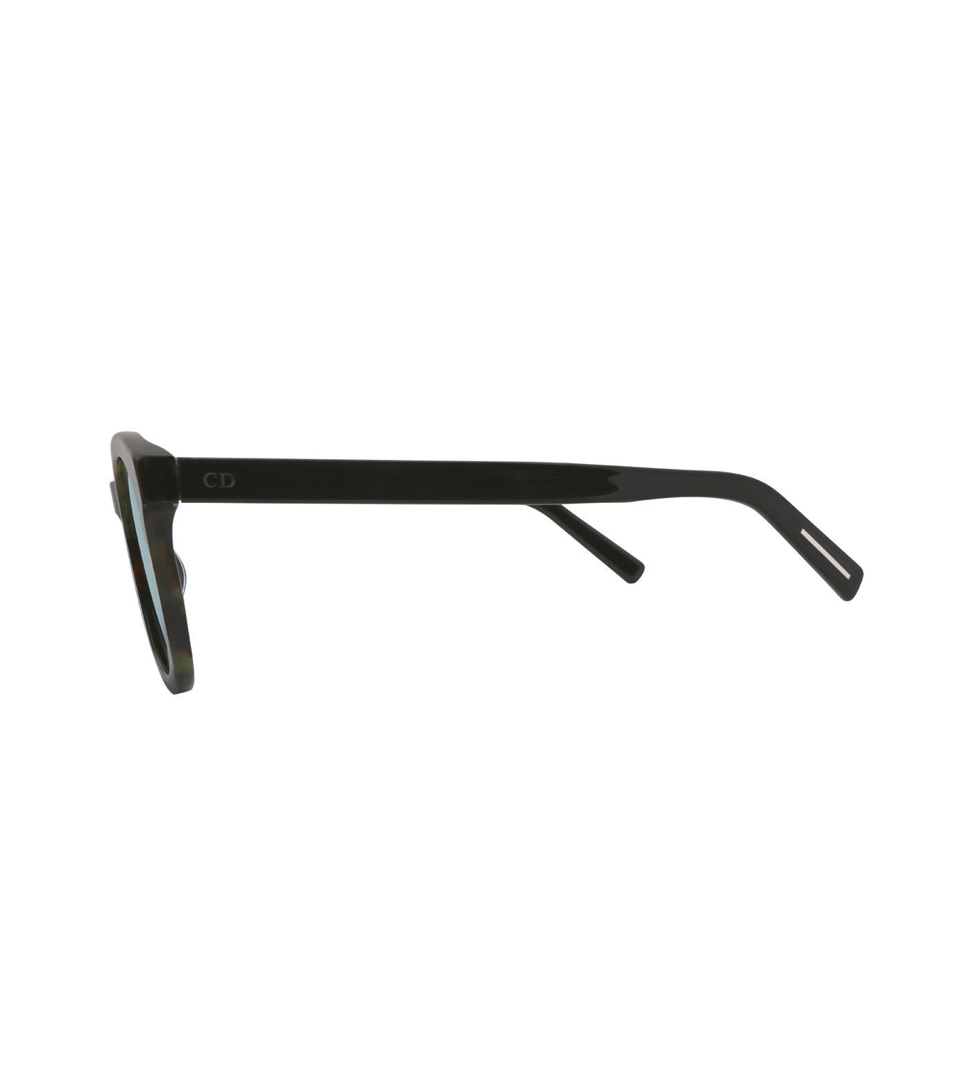 Dior Homme(ディオール オム)のTortoiseshell Frame-GREEN(アイウェア/eyewear)-TIE218FS-22 拡大詳細画像2