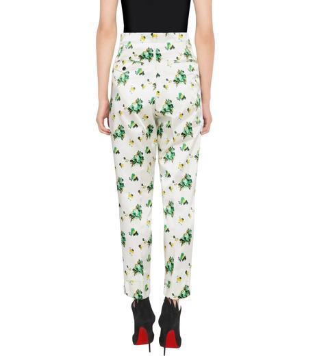 Toga Pulla(トーガ プルラ)のFlower Print Pants-WHITE(パンツ/pants)-TP62-FF230-4 詳細画像2