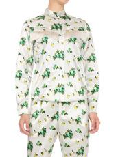 Toga Pulla Flower Print Shirt