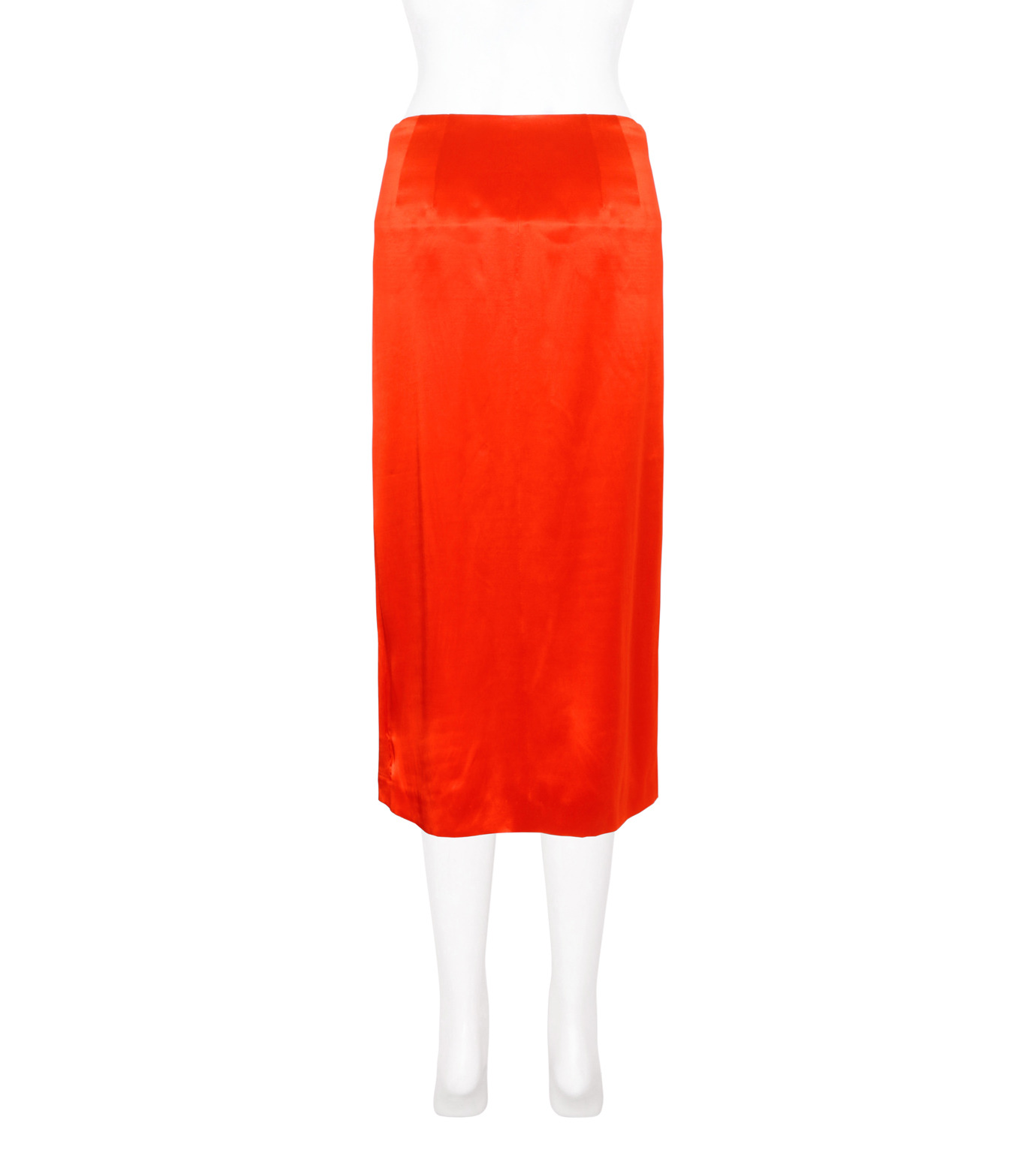 Toga Pulla(トーガ プルラ)のRayon Satin Skirt w/Sequin-RED(スカート/skirt)-TP71-FG238-62 拡大詳細画像2