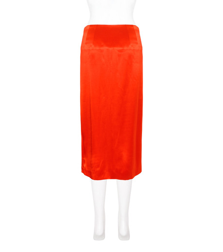Toga Pulla(トーガ プルラ)のRayon Satin Skirt w/Sequin-RED(スカート/skirt)-TP71-FG238-62 詳細画像2