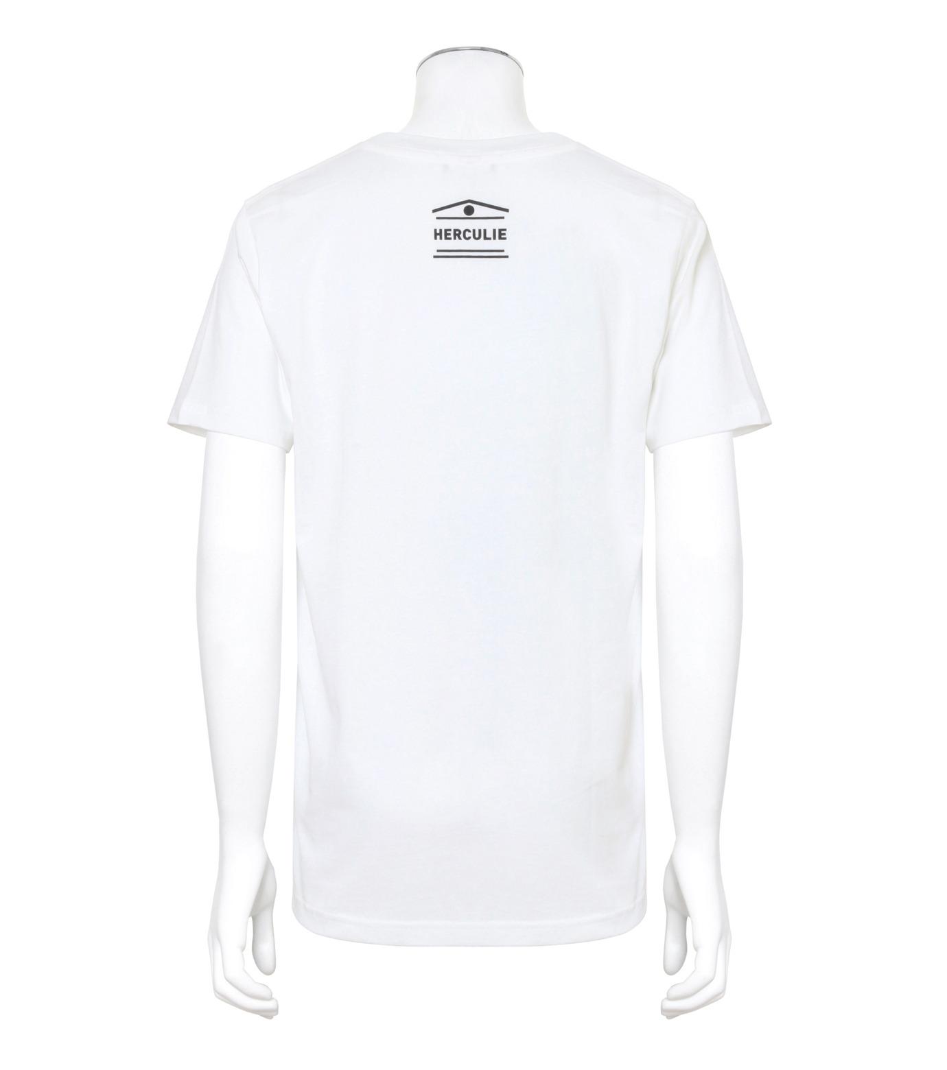 Herculie()のDot T-WHITE(カットソー/cut and sewn)-TSHIRT-137-4 拡大詳細画像2