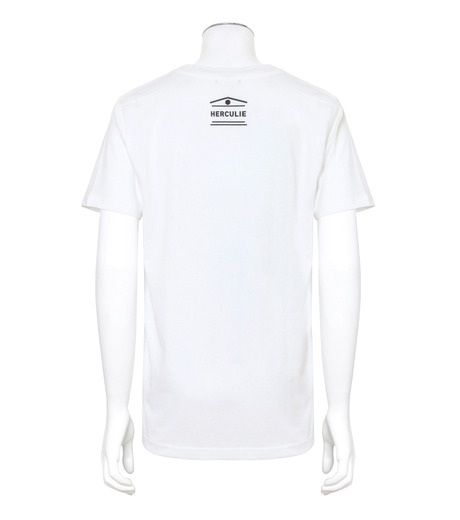 Herculie()のDot T-WHITE(カットソー/cut and sewn)-TSHIRT-137-4 詳細画像2