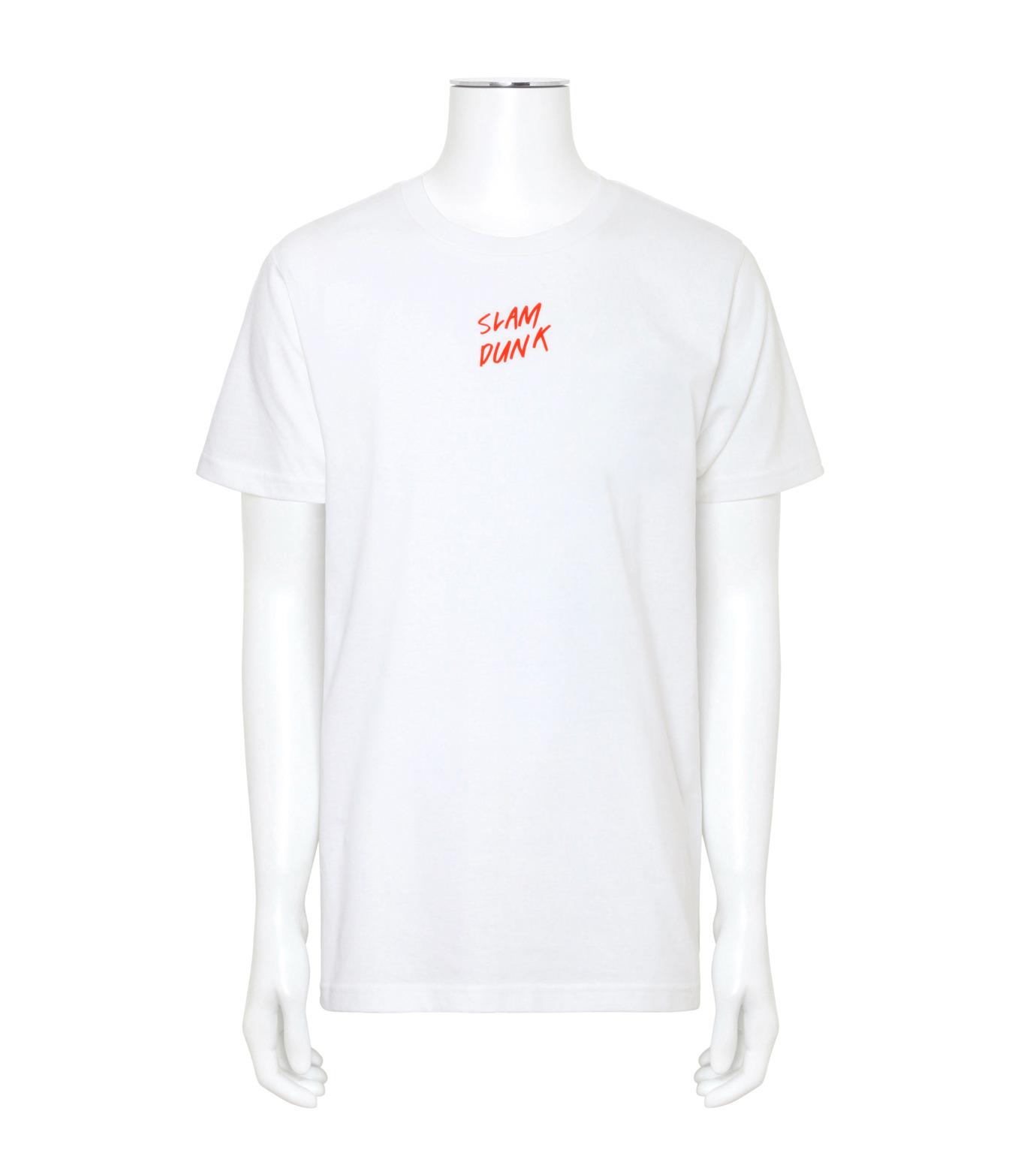 Herculie()のSlam Dunk T-WHITE(カットソー/cut and sewn)-TSHIRT-140-4 拡大詳細画像1