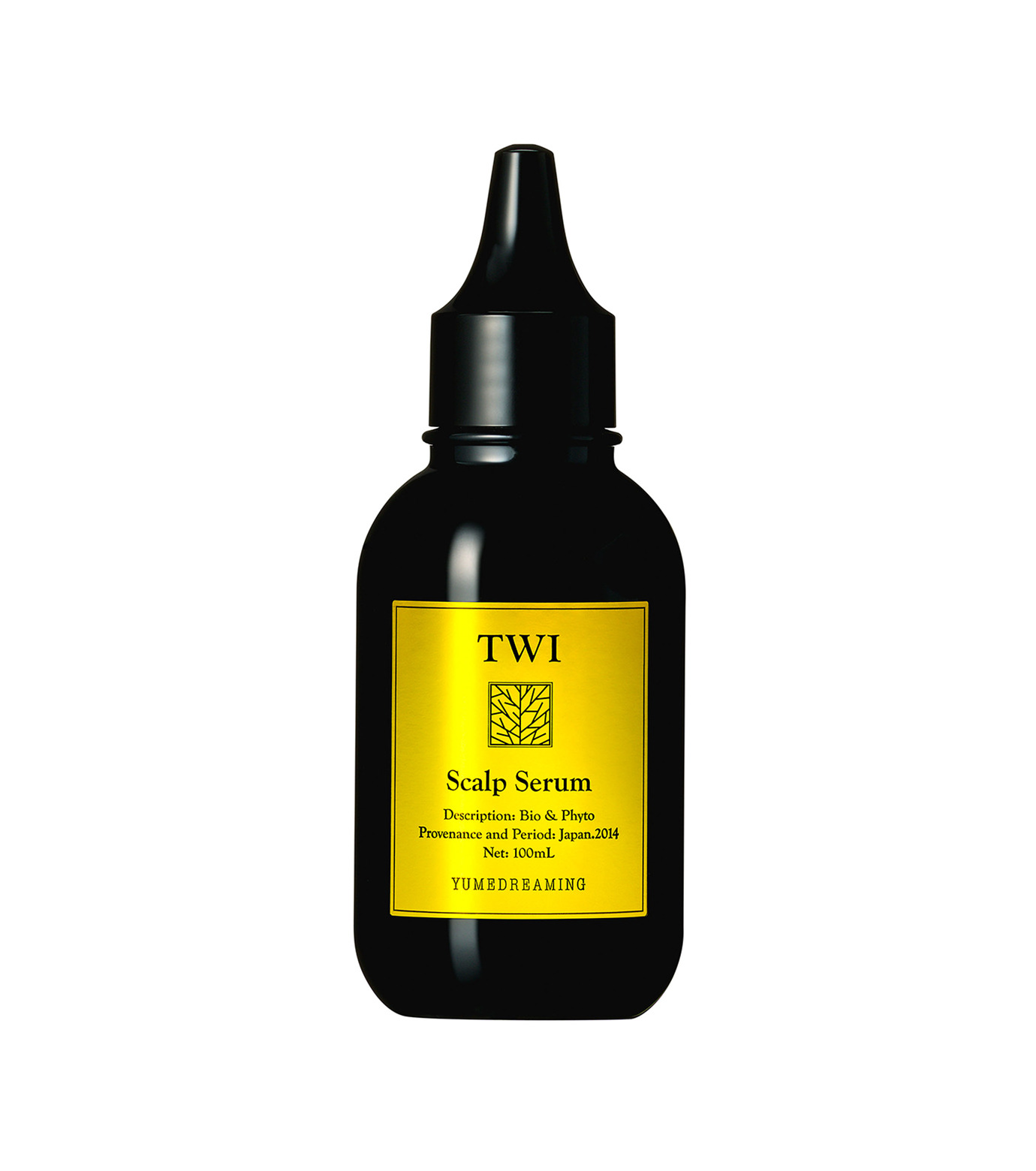 TWI()のTWI SCALP SERUM 100ml-BLACK(HAIR-CARE/HAIR-CARE)-TSS-13 拡大詳細画像1
