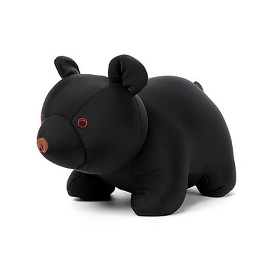 Kikker Land(キッカーランド)のBlack Bear zip& flip travel pillow-BLACK(OTHER-GOODS/OTHER-GOODS)-TT19-BK-13 詳細画像3