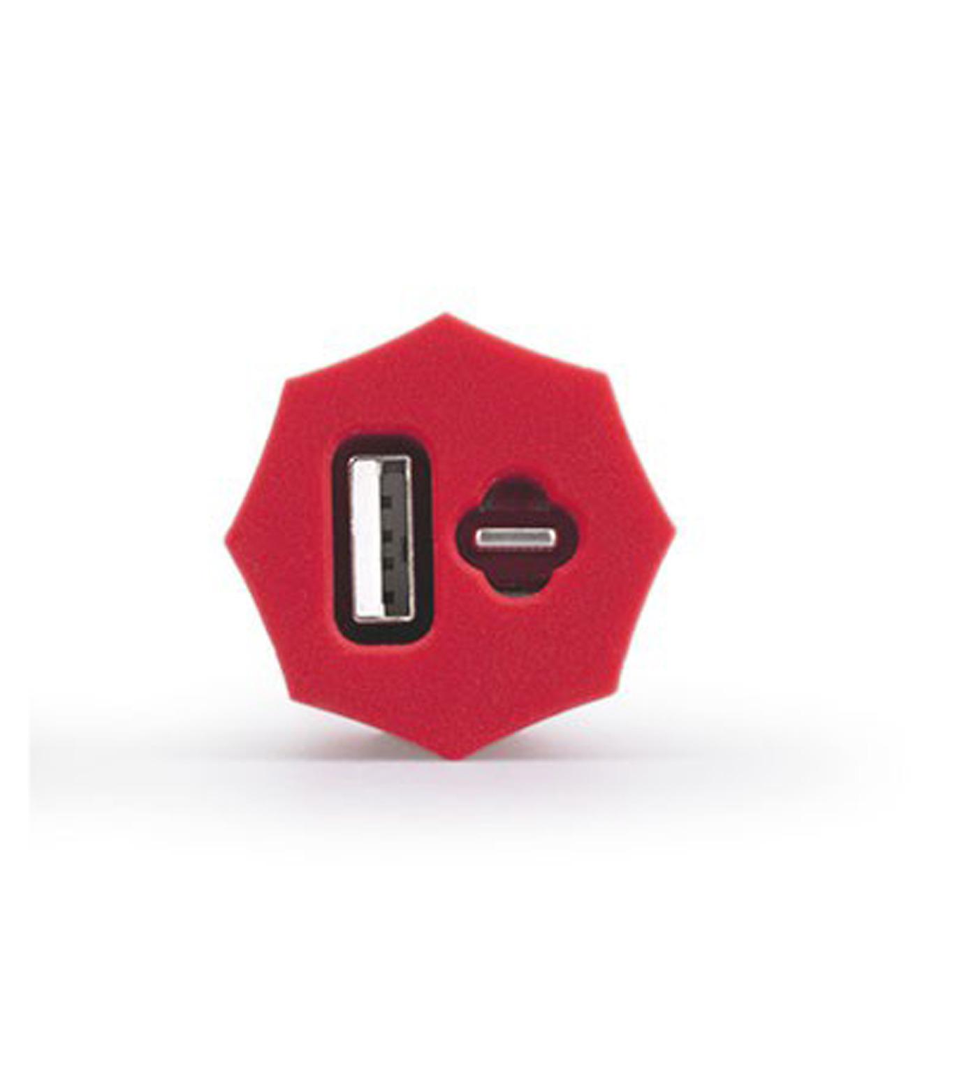 Tunewear(チューンウエア)のCableArt Lantern-RED(ガジェット/gadgets)-TUN-OT-0023-62 拡大詳細画像2