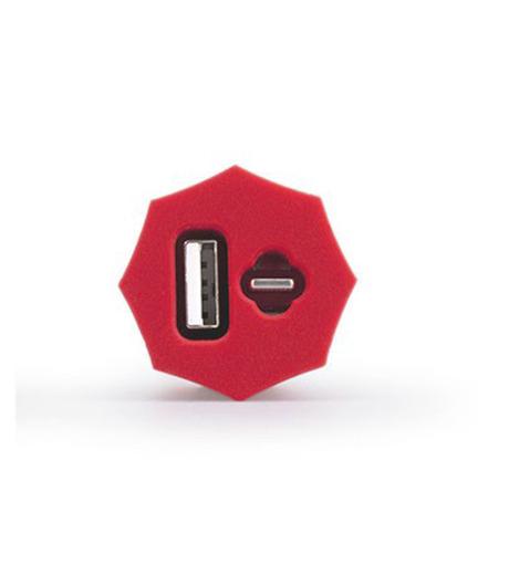 Tunewear(チューンウエア)のCableArt Lantern-RED(ガジェット/gadgets)-TUN-OT-0023-62 詳細画像2