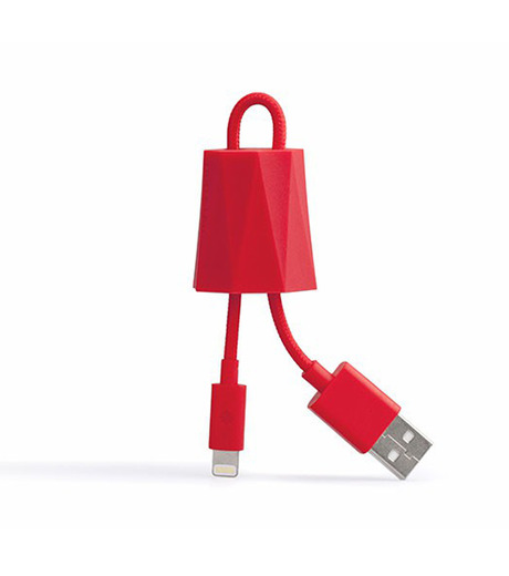 Tunewear(チューンウエア)のCableArt Lantern-RED(ガジェット/gadgets)-TUN-OT-0023-62 詳細画像3