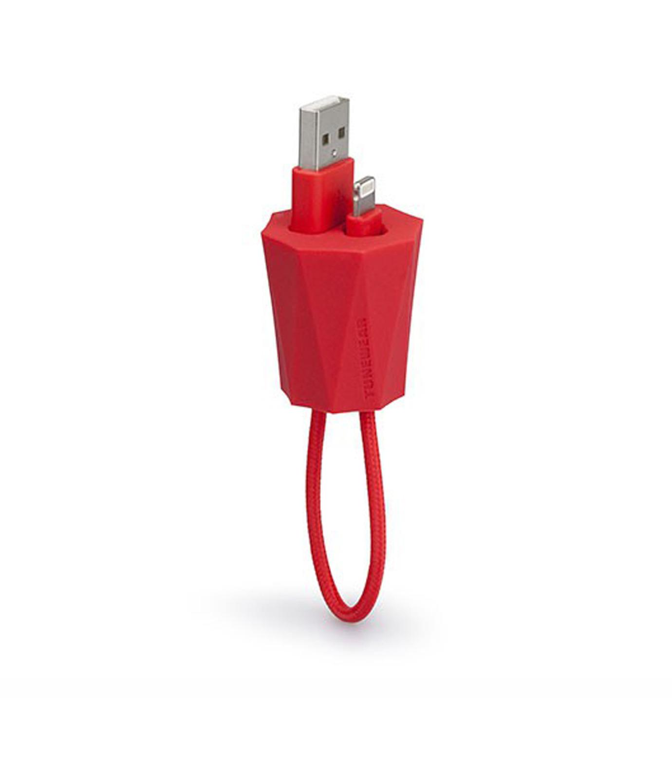 Tunewear(チューンウエア)のCableArt Lantern-RED(ガジェット/gadgets)-TUN-OT-0023-62 拡大詳細画像4