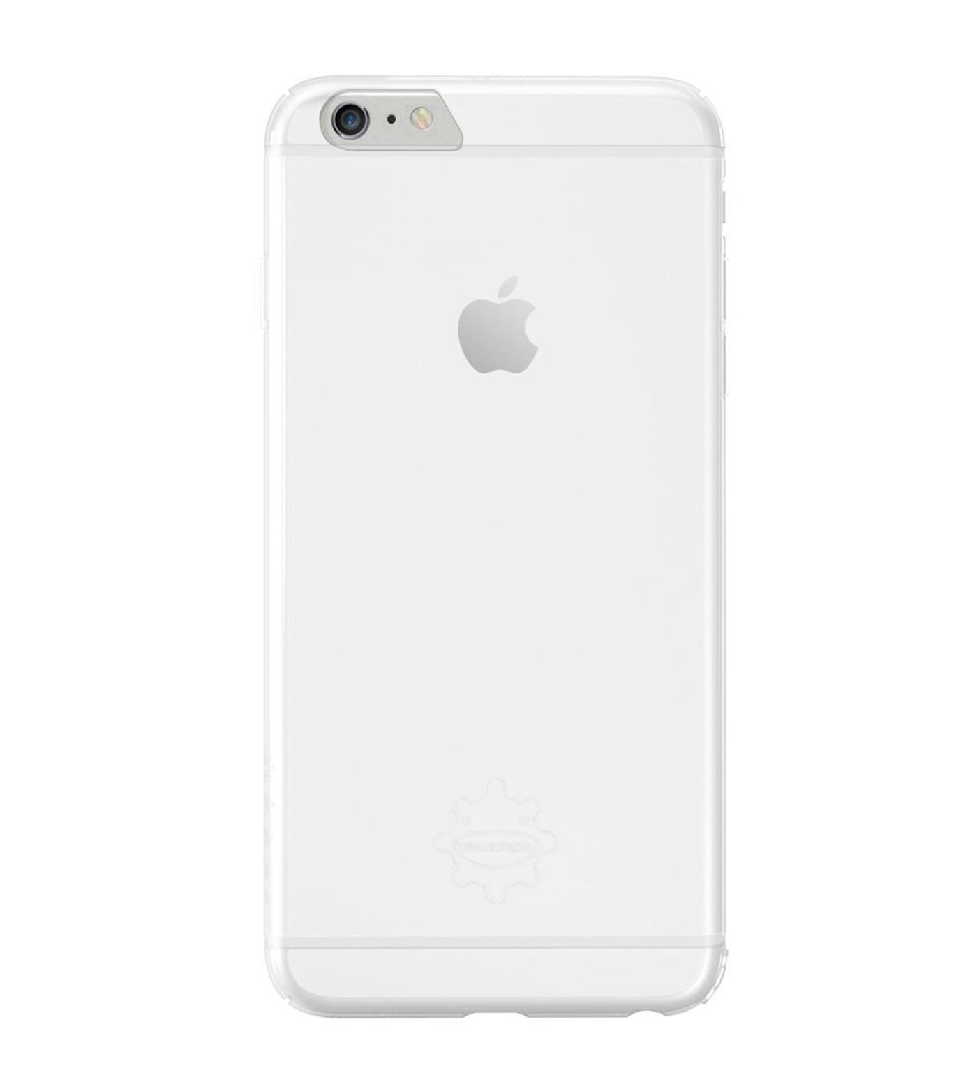 Tunewear(チューンウエア)のEGGSHELL for iPhone6 Plus-WHITE(ケースiphone6plus/6splus/case iphone6plus/6splus)-TUN-PH-0327-4 拡大詳細画像1