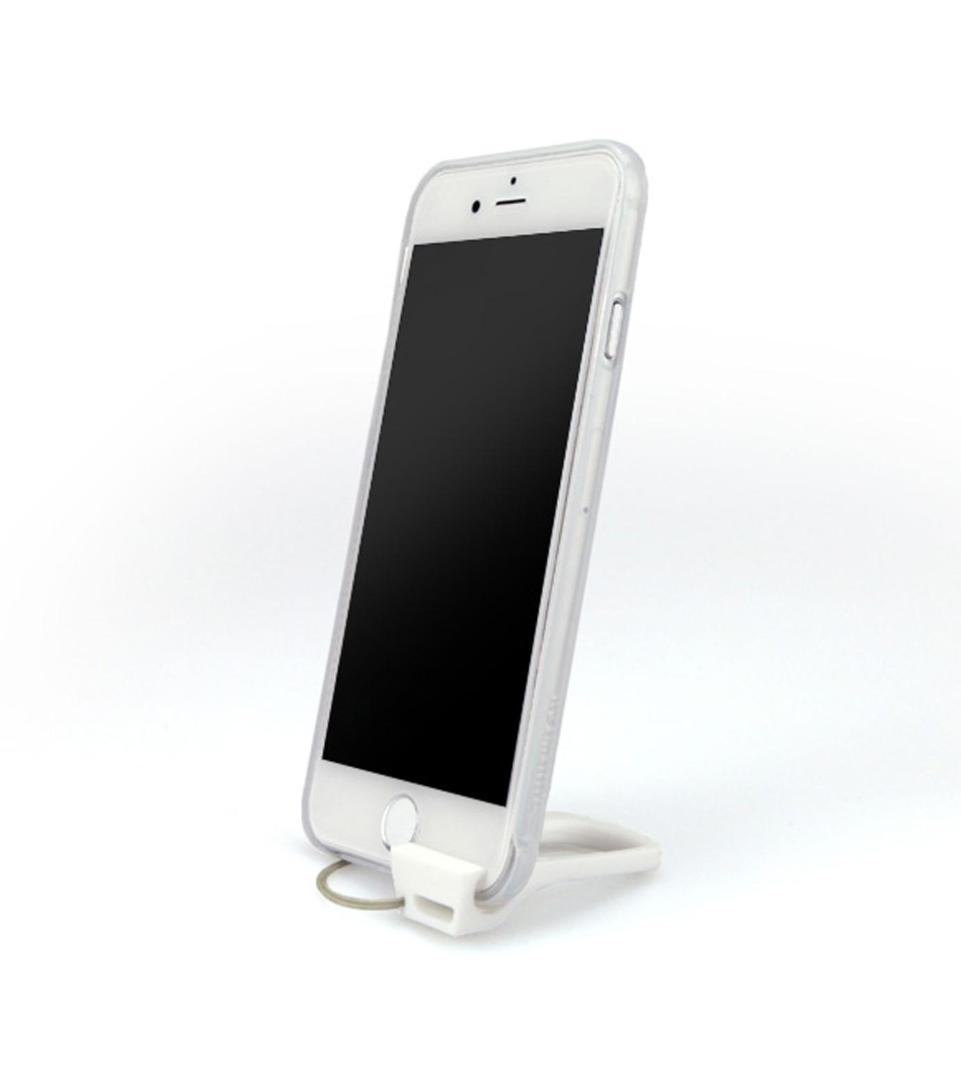Tunewear(チューンウエア)のeggshell 6/6s-CHARCHOL GRAY(ケースiphone6/6s/case iphone6/6s)-TUN-PH-0394-12 拡大詳細画像6